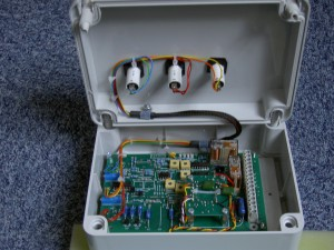 RadTronix manufactured electronic unit